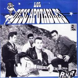 portada del disco Los Descapotables