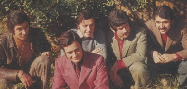 foto del grupo Albert Band