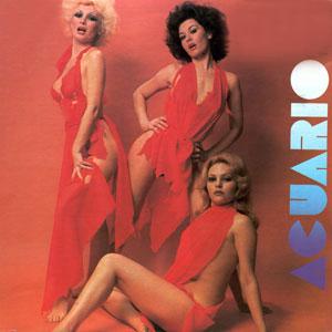 portada del disco Acuario