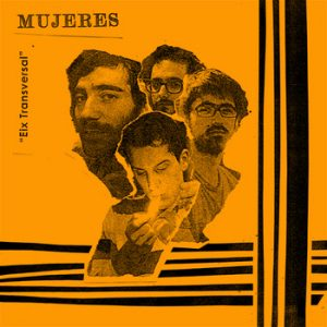 portada del disco Mujeres + Els Surfing Sirles: Eix Transversal