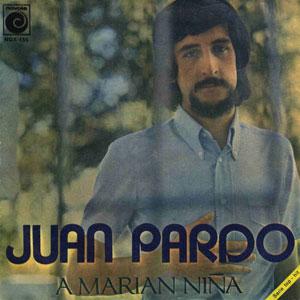 portada del disco A Marián Niña