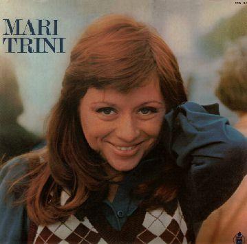 portada del disco Mari Trini