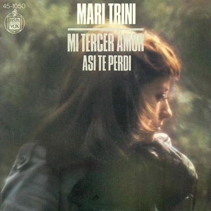 portada del disco Mi Tercer Amor