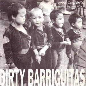 portada del disco Fame Neghra / Dirty Barriguitas