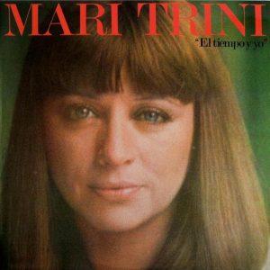 portada del disco El Tiempo y Yo
