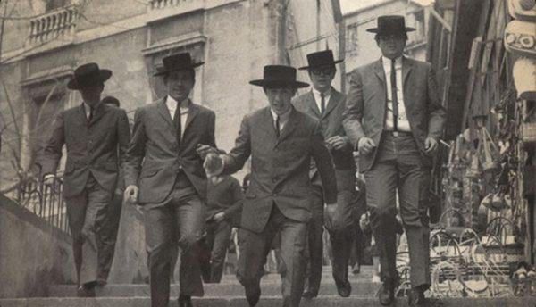 foto del grupo imagen del grupo Los Beta Quartet