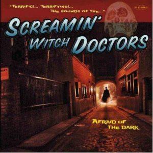 portada del disco Afraid Of The Dark