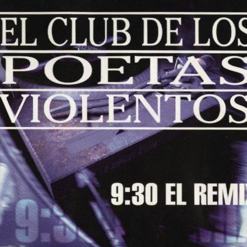 portada del disco 9:30 El Remix