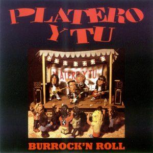 portada del disco Burrock'n Roll