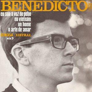 portada del disco Benedicto