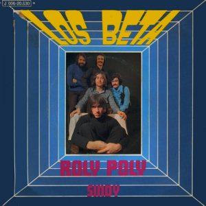 portada del disco Roly Poly / Sindy