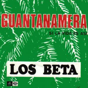 portada del disco Guantanamera