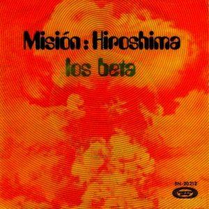 portada del disco Misión: Hiroshima