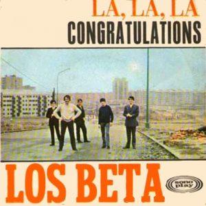 portada del disco La, La, La / Congratulations