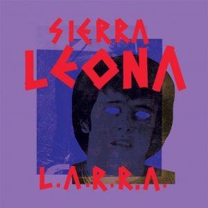 portada del disco L.A.R.R.A.