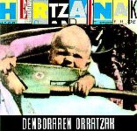 portada del disco Denboraren Orratzak