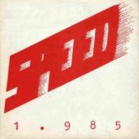 portada del disco 1985