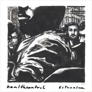 portada del disco Estacalma