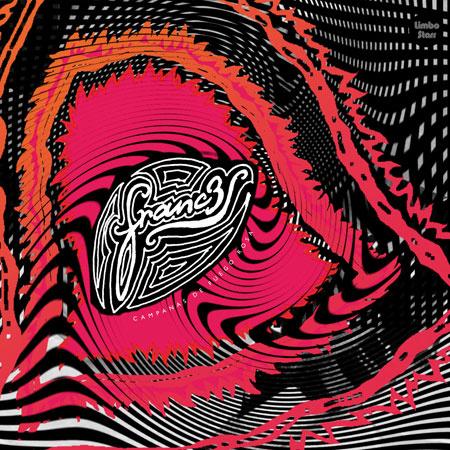 portada del disco Campanas de Fuego Rosa
