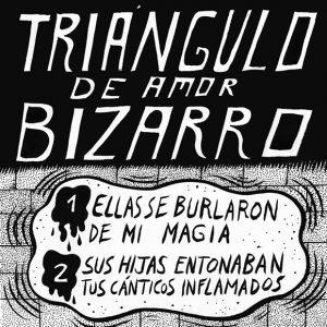portada del disco Ellas se Burlaron de Mi Magia / Sus Hijas Entonaban Tus Cánticos Inflamados