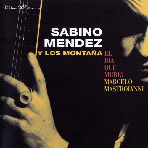 portada del disco El Día que Murió Marcelo Mastroianni