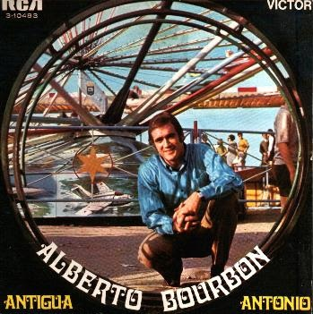 portada del disco Antigua / Antonio