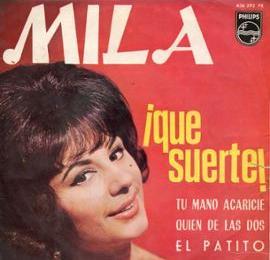 portada del disco ¡Qué Suerte!