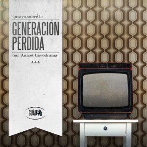 portada del disco Ensayo Sobre la Generación Perdida