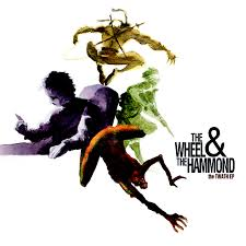 portada del disco The Wheel and the Hammond EP