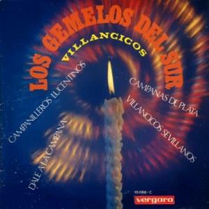 portada del disco Villancicos
