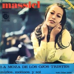 portada del disco La Moza de los Ojos Tristes