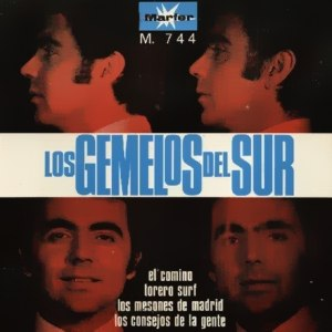 portada del disco El Comino / Torero Surf / Los Mesones de Madrid / Los Consejos de la Gente