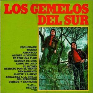portada del disco Los Gemelos del Sur