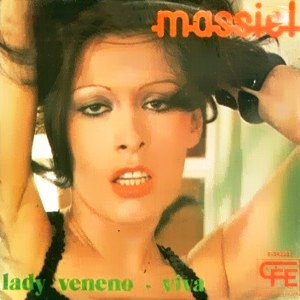 portada del disco Lady Veneno / Viva