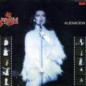 portada del disco Alienación