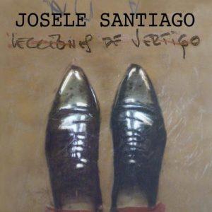 portada del disco Lecciones de Vértigo