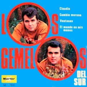 portada del disco Claudia / Cumbia Morena / Ventanas / El Mundo en tus Manos