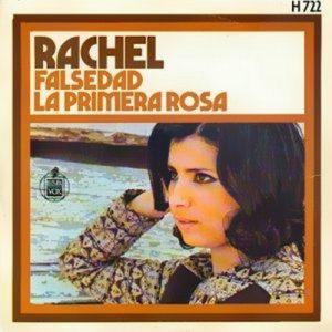 portada del disco Falsedad / La Primera Rosa