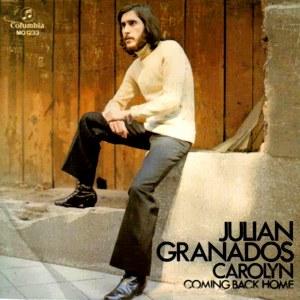 portada del disco Carolyn