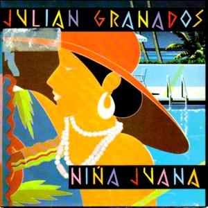 portada del disco Niña Juana