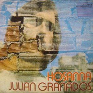 portada del disco Hosanna