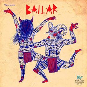 portada del disco Arder / Bailar