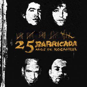 portada del disco 25 Años de Rocanrol