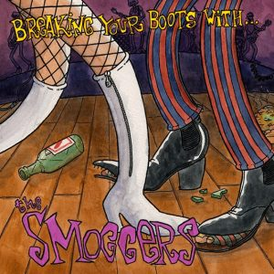portada del disco Breaking Your Boots With The Smoggers