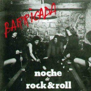 portada del disco Noche de Rock & Roll
