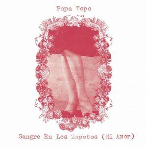 portada del disco Sangre En Los Zapatos (Mi Amor)