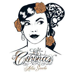 portada del disco Adiós Sancho