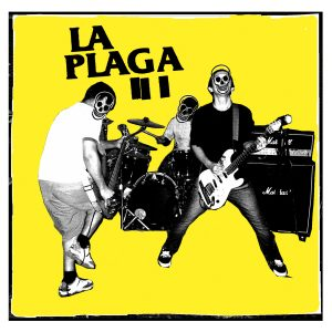 portada del disco La Plaga