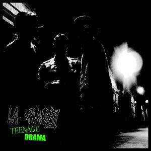 portada del disco Teenage Drama