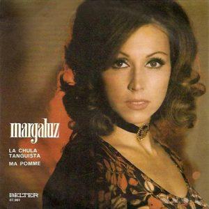portada del disco La Chula Tanguista / Ma Pomme